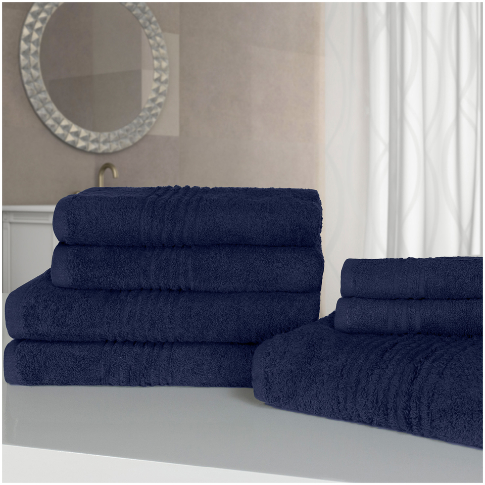 highams-100-egyptian-cotton-7-piece-towel-bale-500gsm-blue