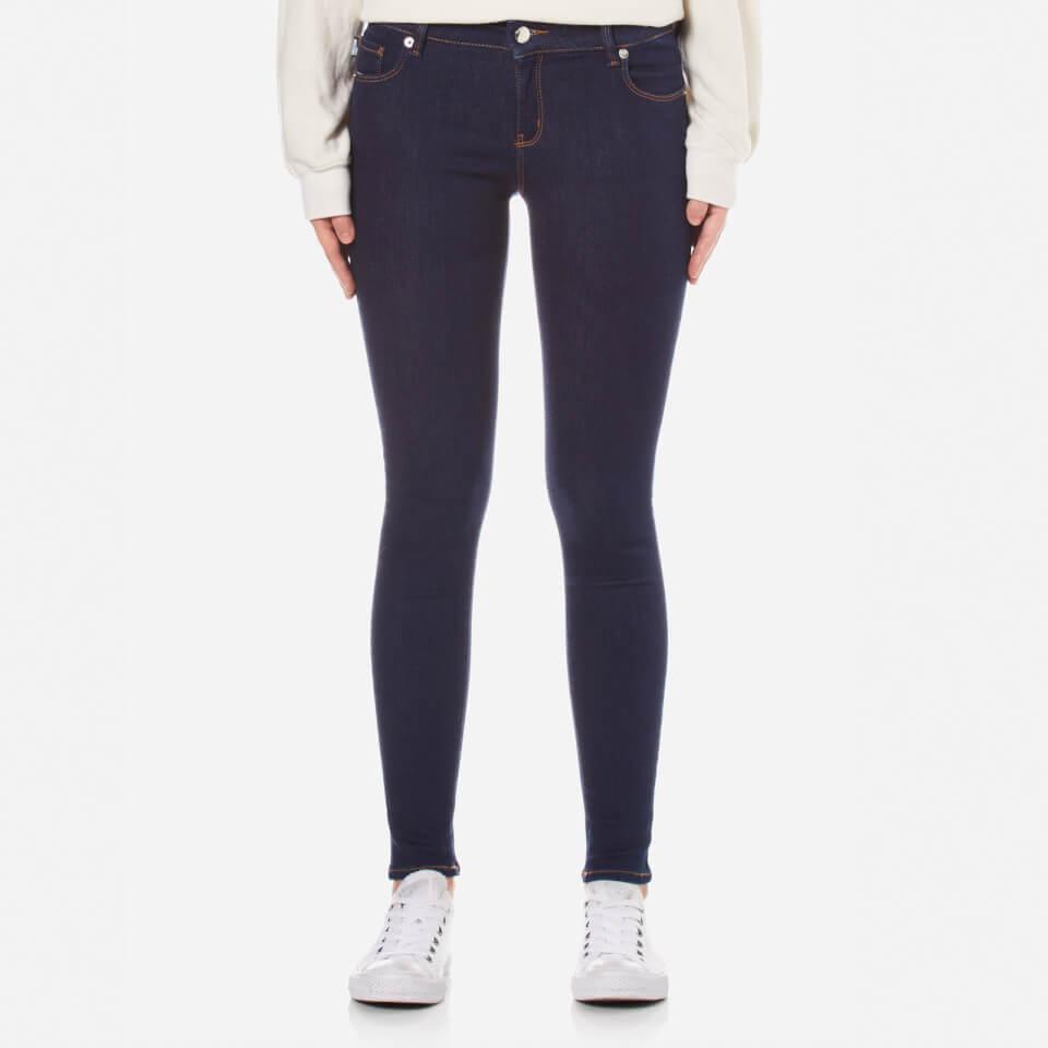 Levis Womens 711 Skinny Jeans - Lone Wolf - W30/l32