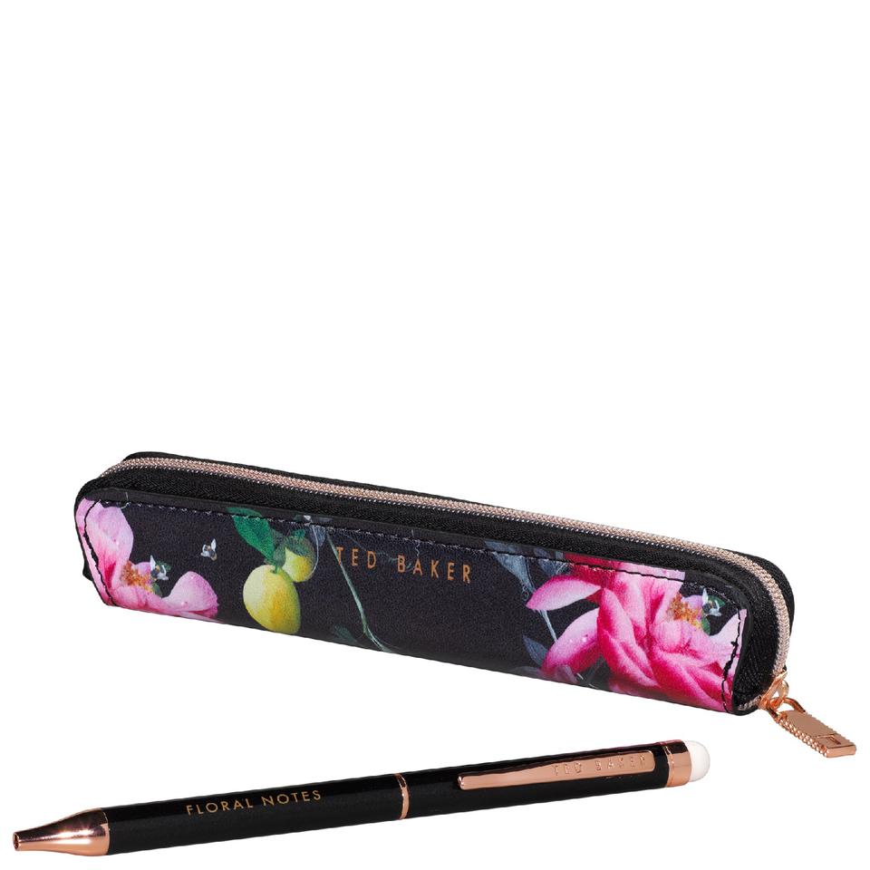 ted-baker-touchscreen-black-pen-citrus-bloom-range