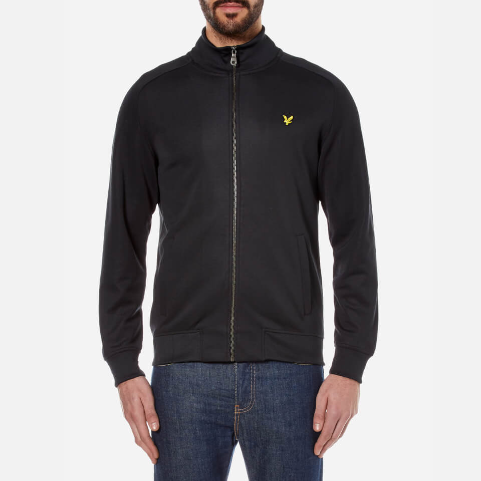 lyle-scott-men-tricot-funnel-neck-jacket-true-black-m