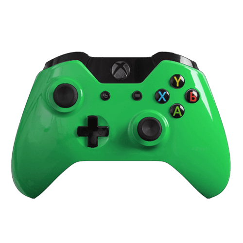custom-controllers-xbox-one-controller-gloss-green