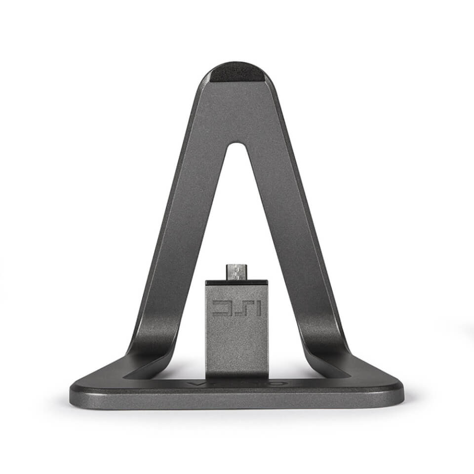 Veho DS1 Mobile Stand Android Micro USB Charging Dock Grey