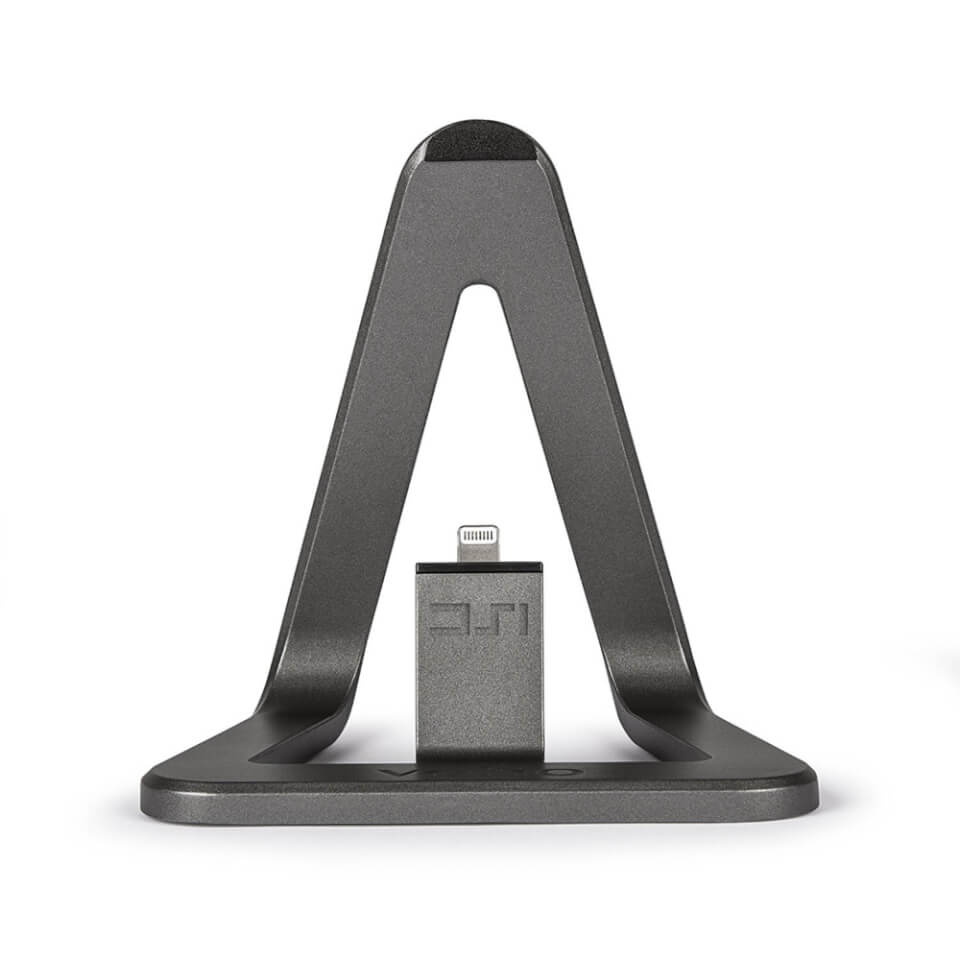 veho-ds1-mobile-stand-iphone-lightning-charging-dock-grey