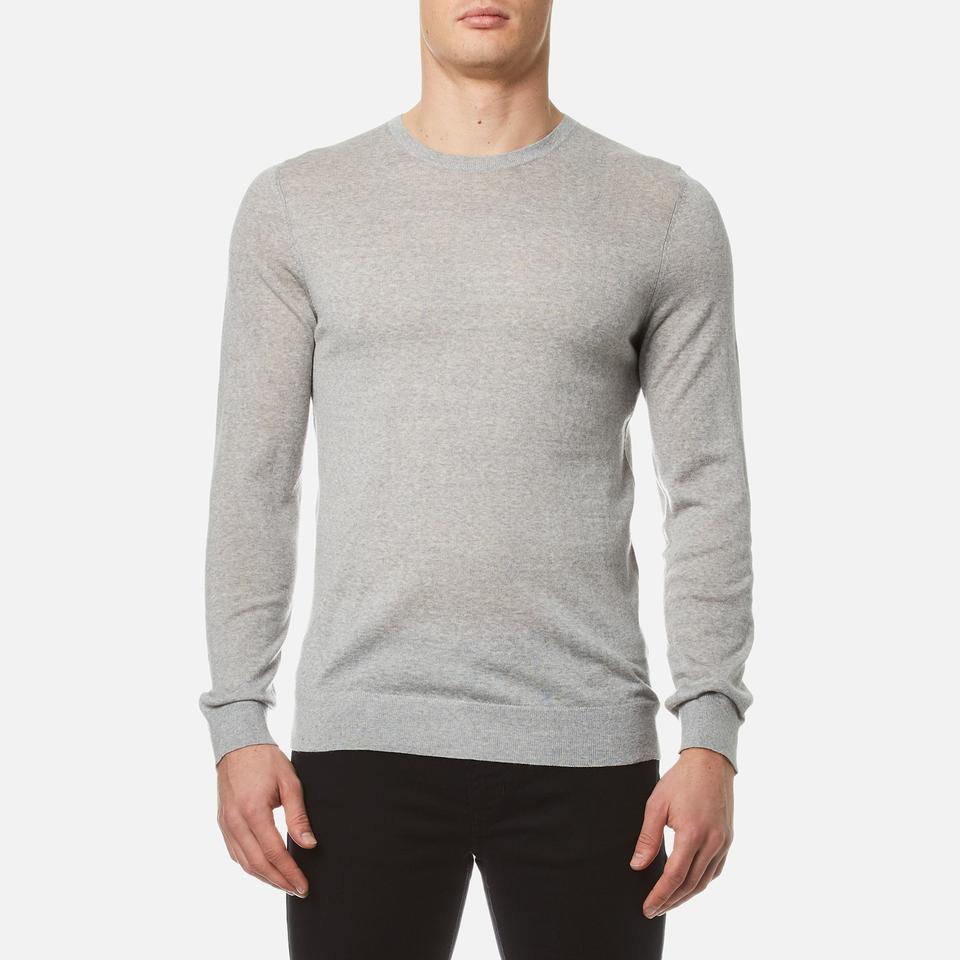 hugo-men-san-lorenzo-crew-knitted-jumper-open-grey-s