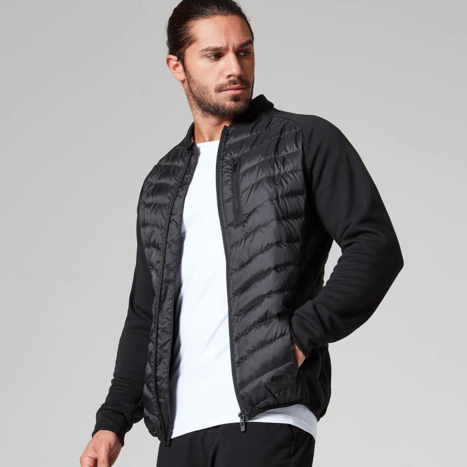 pro-tech-bomber-jacket-xl-grey-marl
