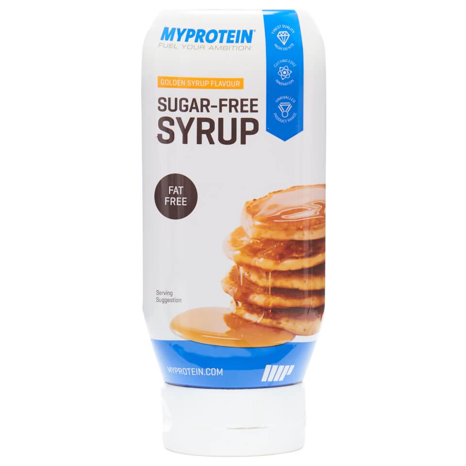 Sugar-Free Syrup - 400ml - Bottle - Golden Syrup