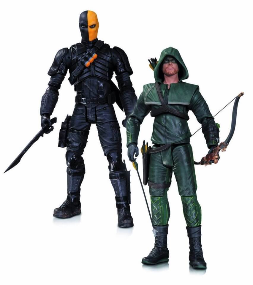 dc-collectibles-arrow-oliver-queen-deathstroke-action-figure-2-pack