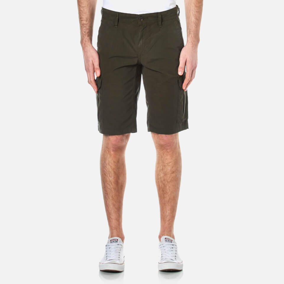 boss-orange-men-schwinn-cargo-shorts-dark-green-46s