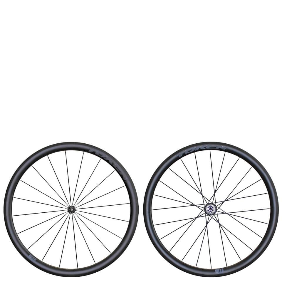 token-c38-bbr-wheelset-shimano