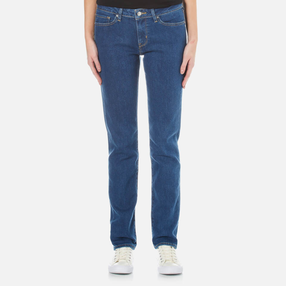 Levis Womens 712 Slim Jeans Indigo Fascination W30/l32