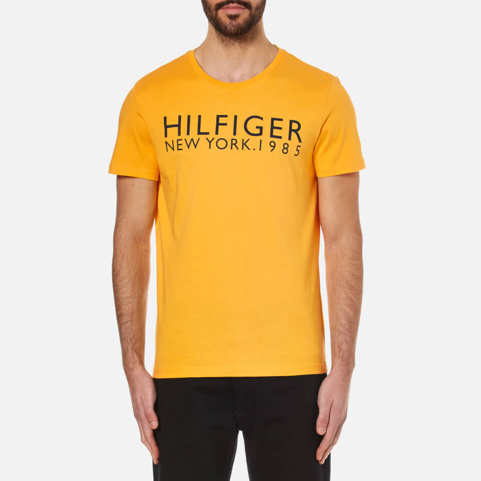 tommy-hilfiger-men-organic-hilfiger-t-shirt-citrus-yellow-l