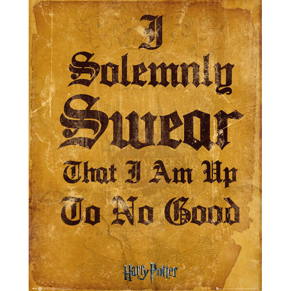 harry-potter-i-solemnly-swear-mini-poster-40-x-50cm