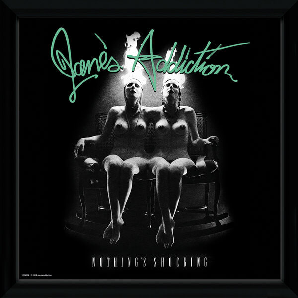 janes-addiction-nothings-shocking-framed-album-cover-12-x-12