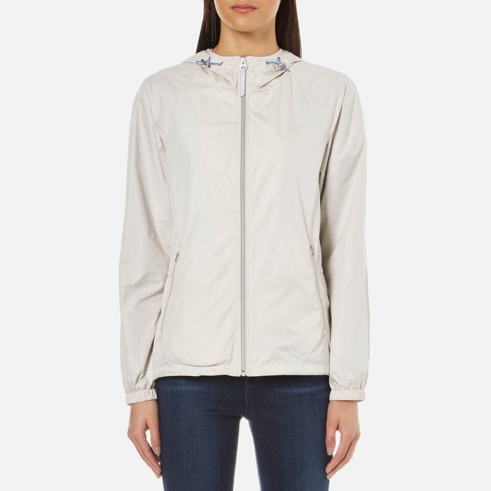 GANT Women's O1 Windbreaker - Putty - L