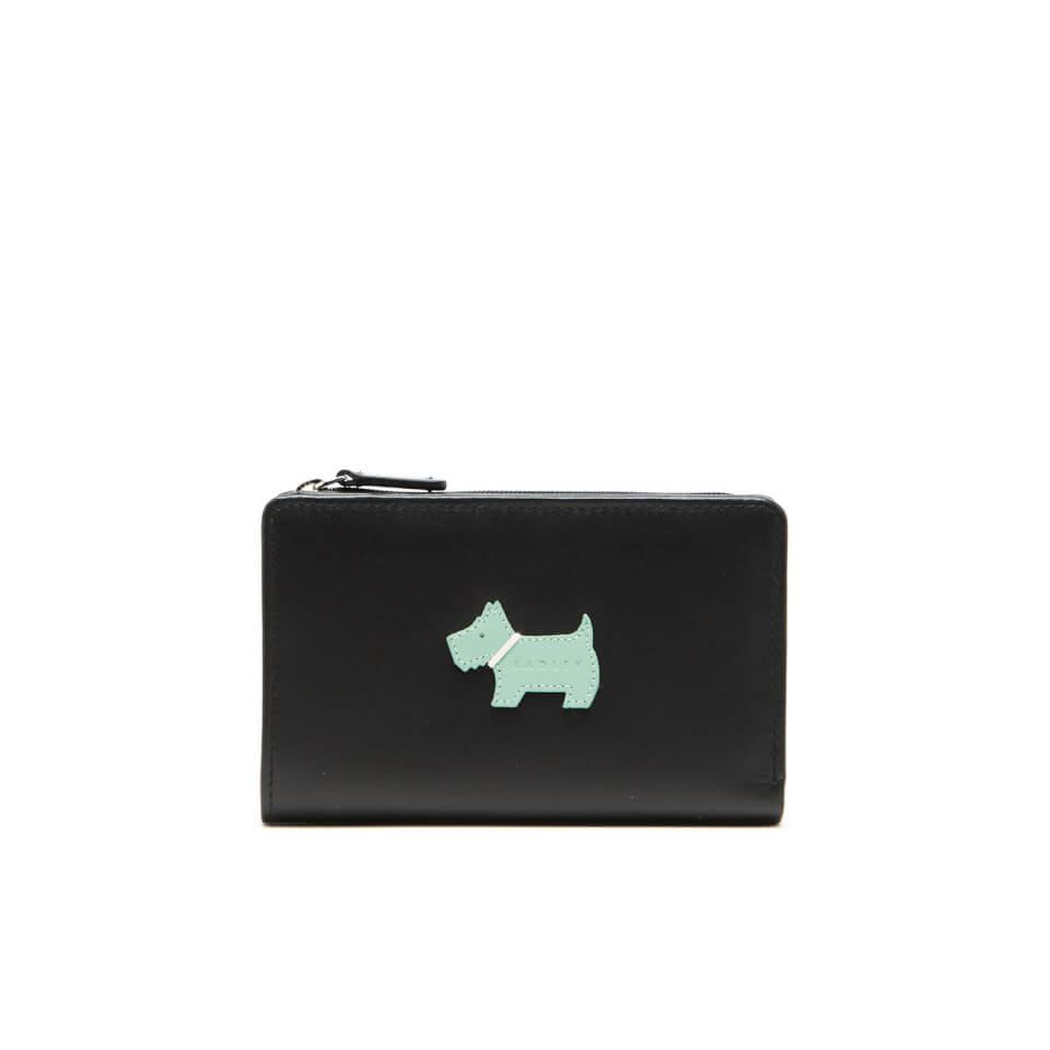 radley-women-heritage-dog-medium-zip-purse-black