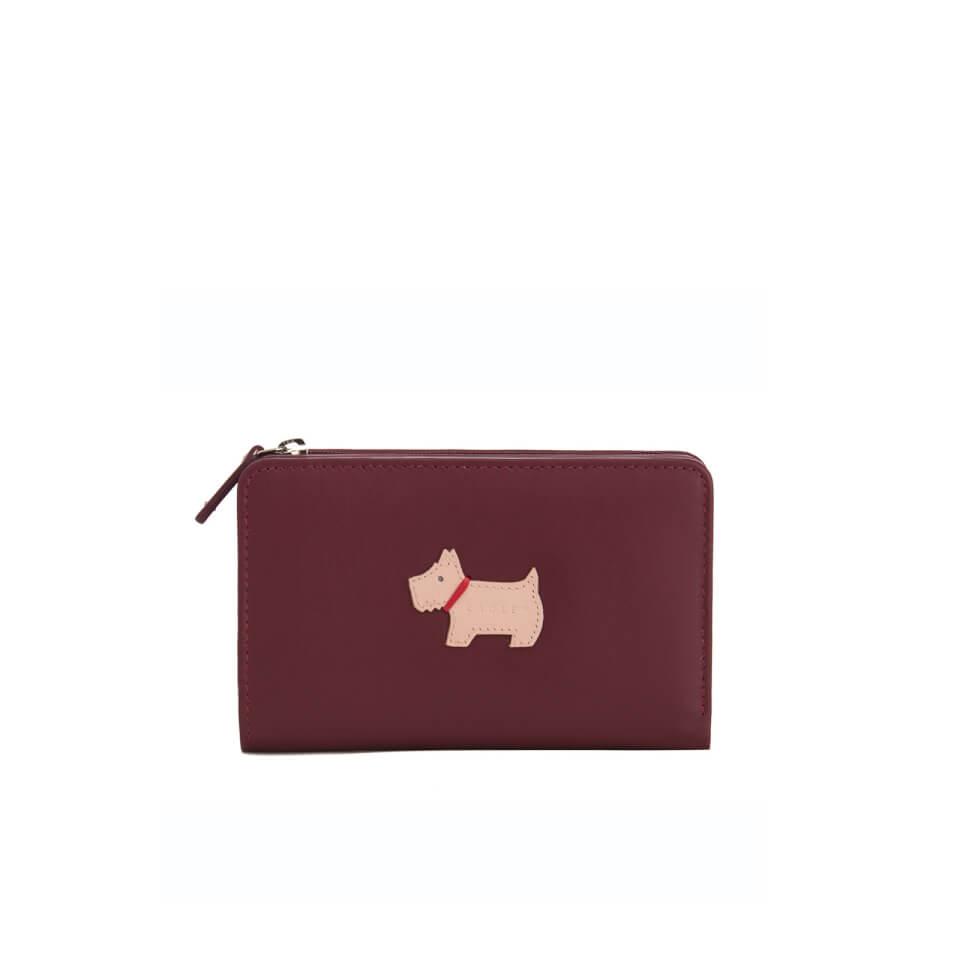 radley-women-heritage-dog-medium-zip-purse-burgundy