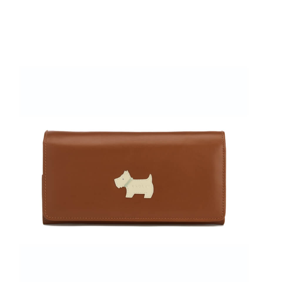 radley-women-heritage-dog-foldover-matinee-purse-tan