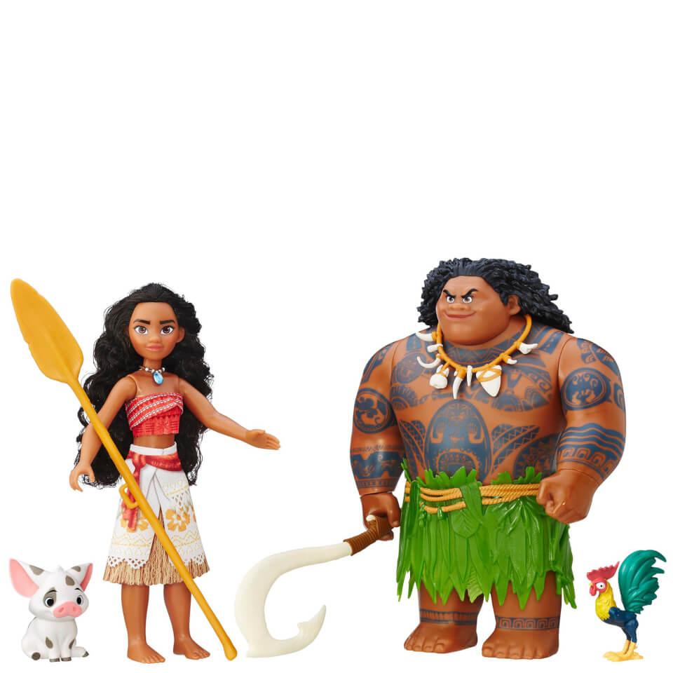 disney-moana-adventure-collection-doll-figures-set
