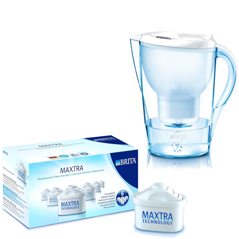 brita-marella-xl-cool-water-filter-jug-white-35l-includes-7-maxtra-cartridges