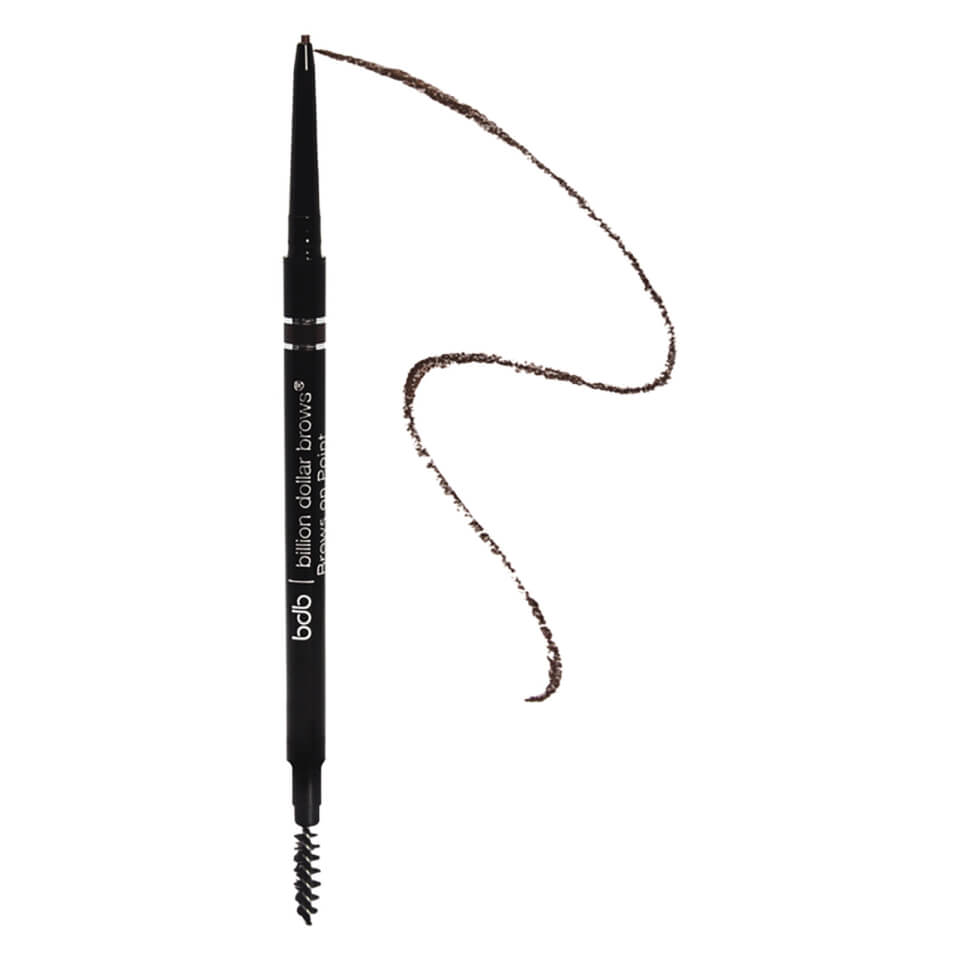 Billion Dollar Brows Brows on Point Micro Pencil - Taupe