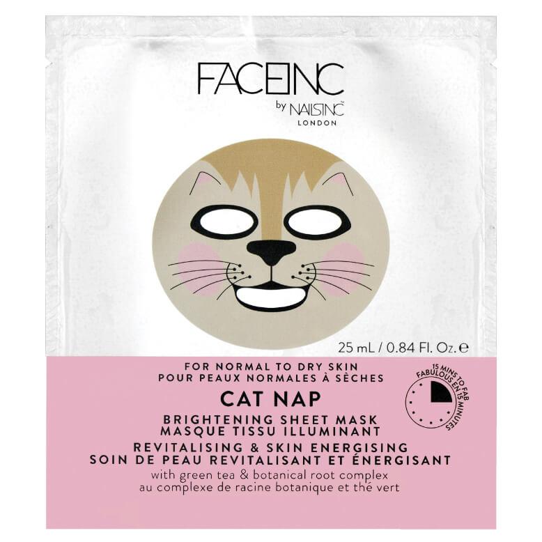 Nails Inc. Masken CAT NAP Maske