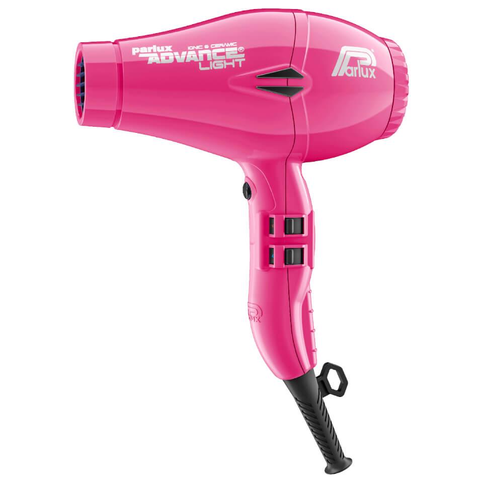 parlux-advance-light-ceramic-ionic-hair-dryer-pink
