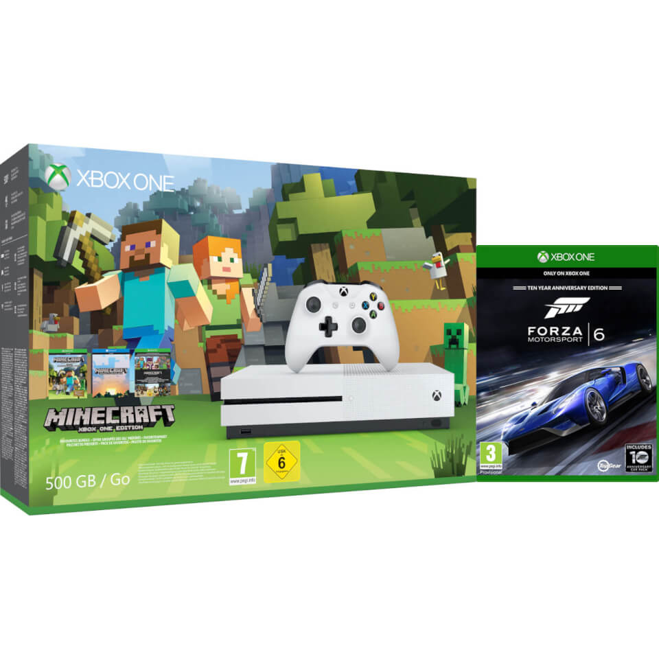 xbox-one-s-500gb-includes-minecraft-favourites-forza-6