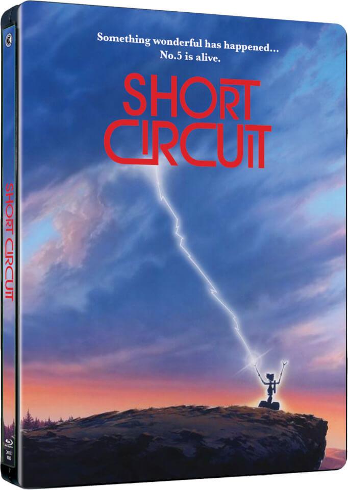 short-circuit-zavvi-exclusive-edition-steelbook