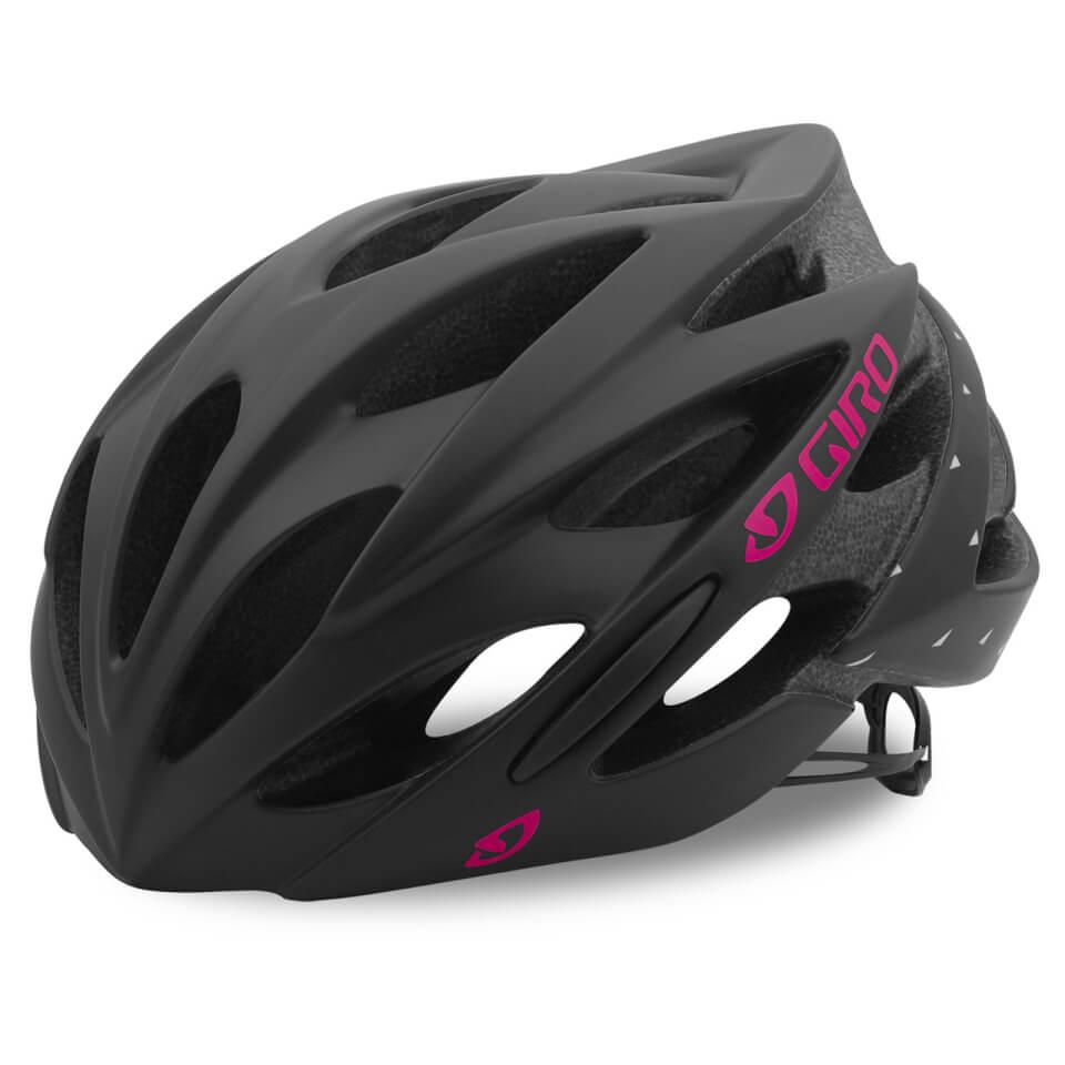 Giro Sonnet Women's MIPS Road Helmet - 2018 - S/51-55cm - Matt Black/Bright Pink