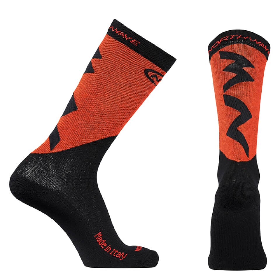 northwave-extreme-pro-high-socks-red-black-s