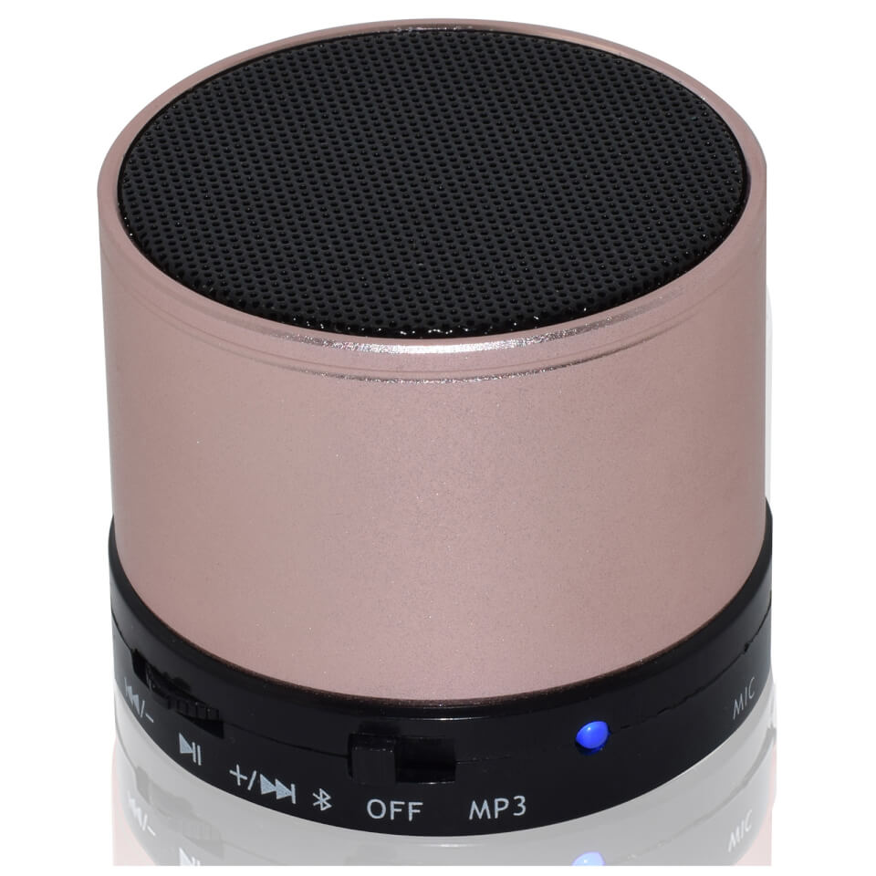 Mighty Speakers Rose Gold