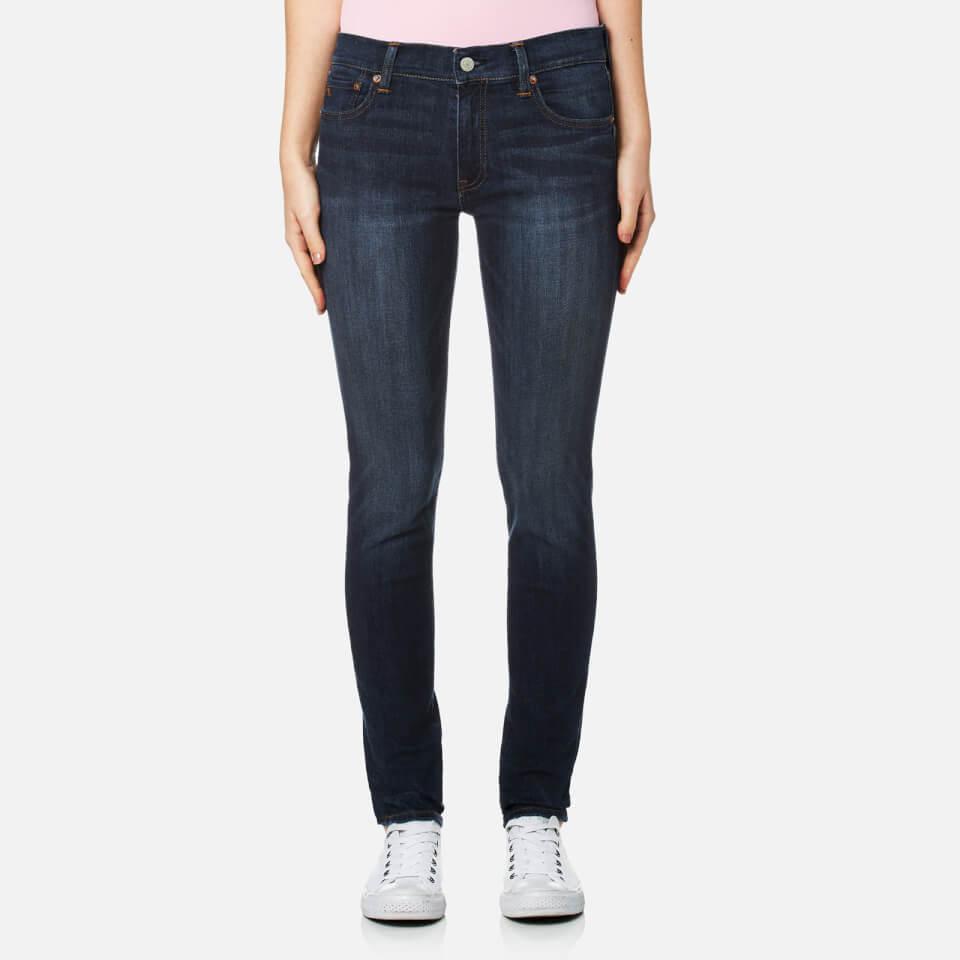 Versace Jeans Womens Multi Print Dress - Wisteria - Eu 38/uk 6