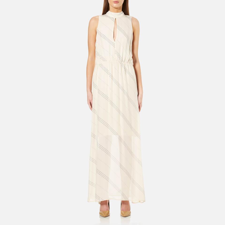 Samsoe & Samsoe Womens Tonya Maxi Dress Raye M