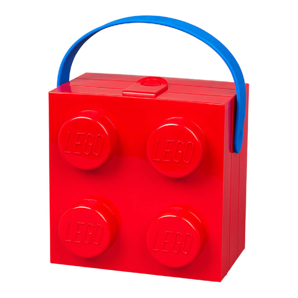 lego-classic-lunch-box-with-handle-4-knob-bright-red