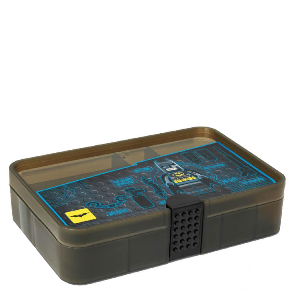 Caja de organización LEGO Batman - Negro