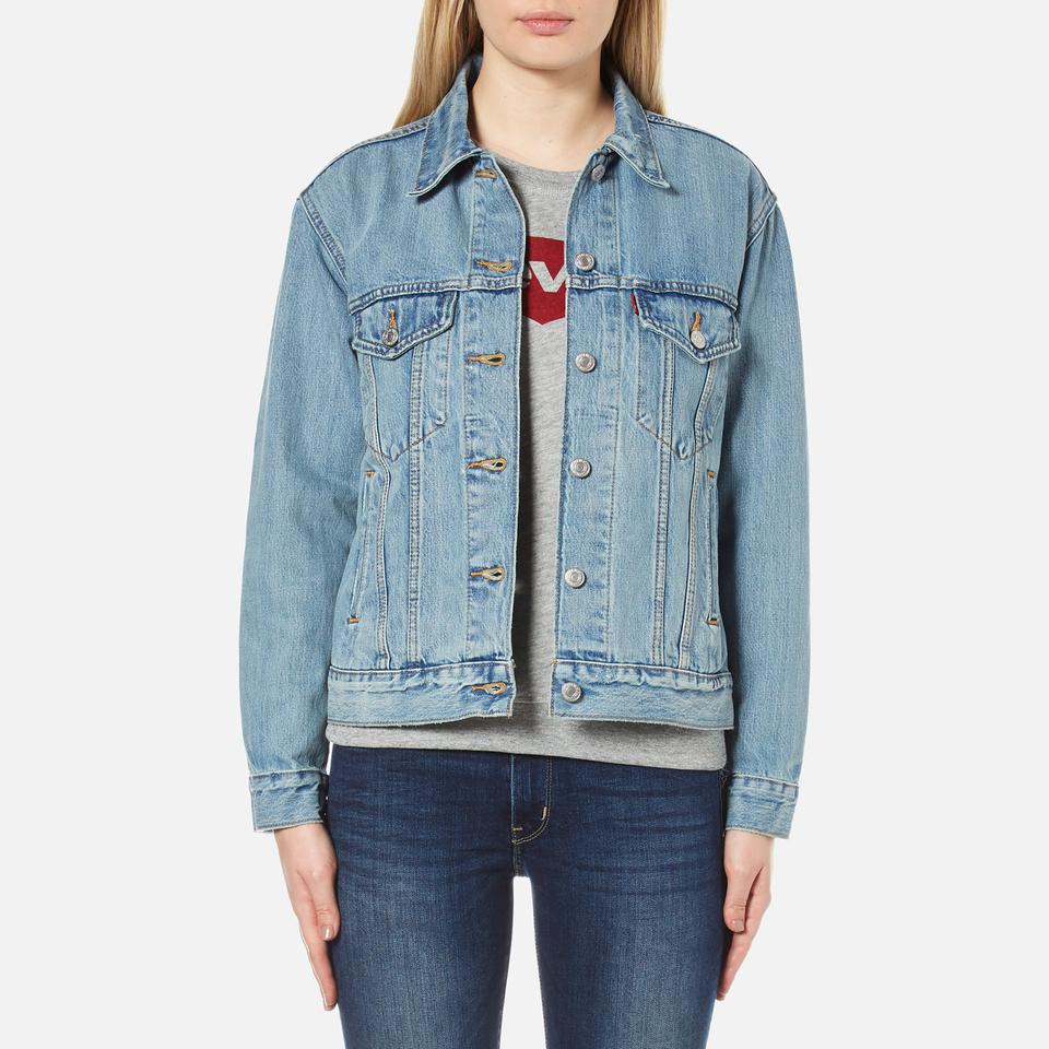 Levi jean jacket women