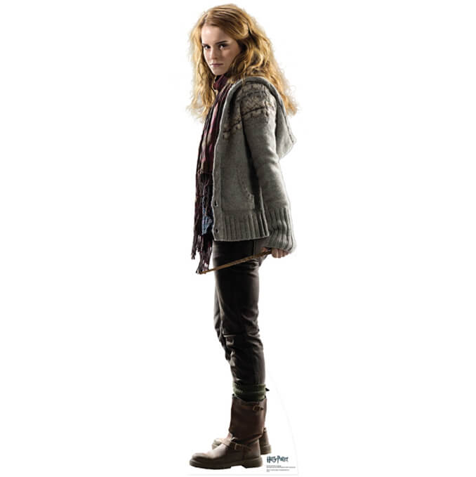 Harry Potter Hermione Granger Life Size Cut Out