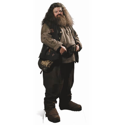Harry Potter Hagrid Life Size Cut Out