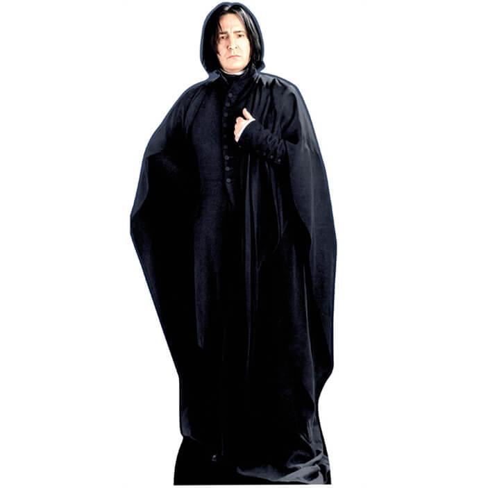Nützlichfanartikel - Harry Potter Severus Snape Life Size Cut Out - Onlineshop Sowas Will Ich Auch