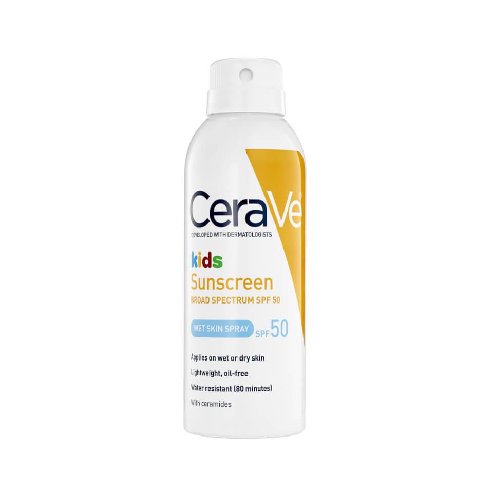 CeraVe Sunscreen Spray SPF 50 - Kids