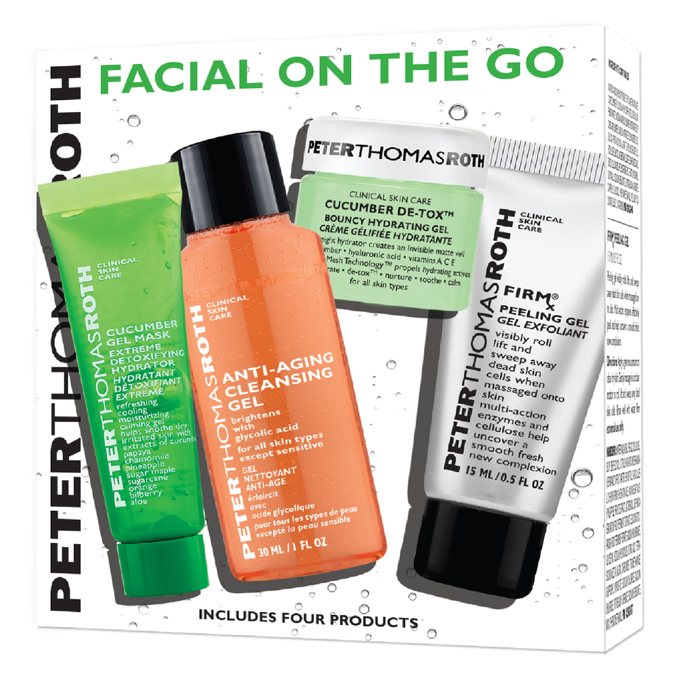 Peter Thomas Roth Facial On The Go 11379896