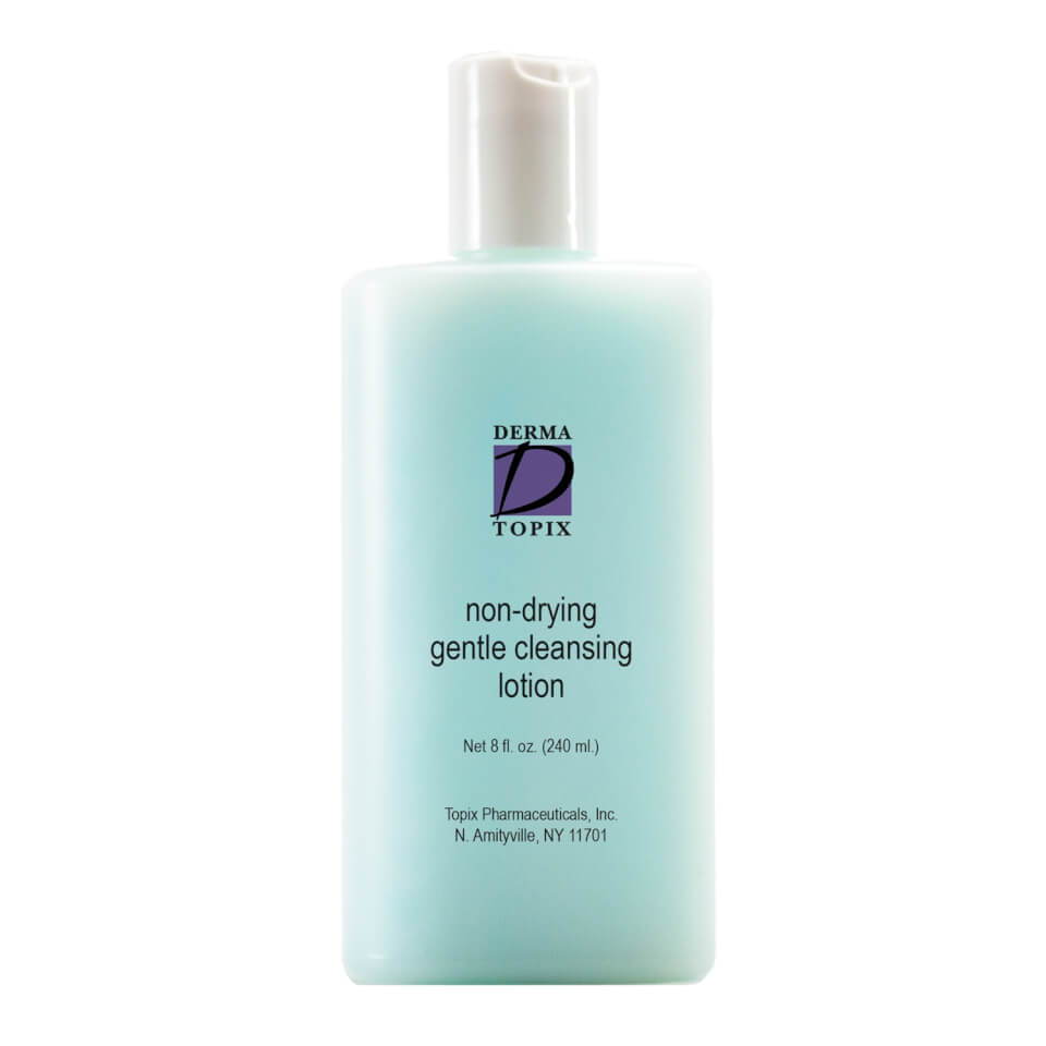 Image of DermaTopix Non-Drying Gentle Cleansing Lotion