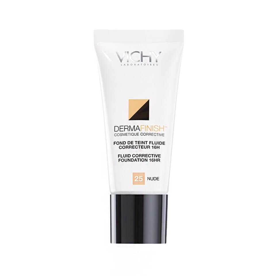 Vichy Dermafinish Corrective Fluid Foundation - Nude 25 11380112