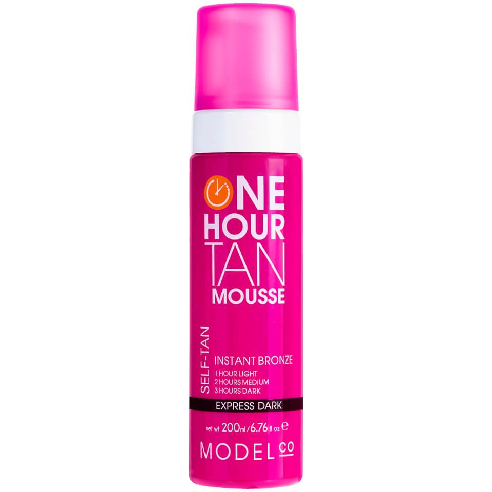 modelco-one-hour-tan-express-dark-tan-mousse-200ml