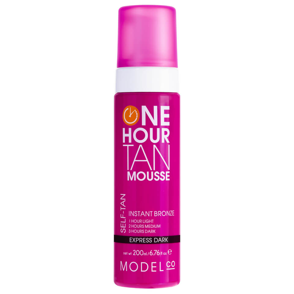 modelco-one-hour-tan-express-dark-tan-mousse-200ml