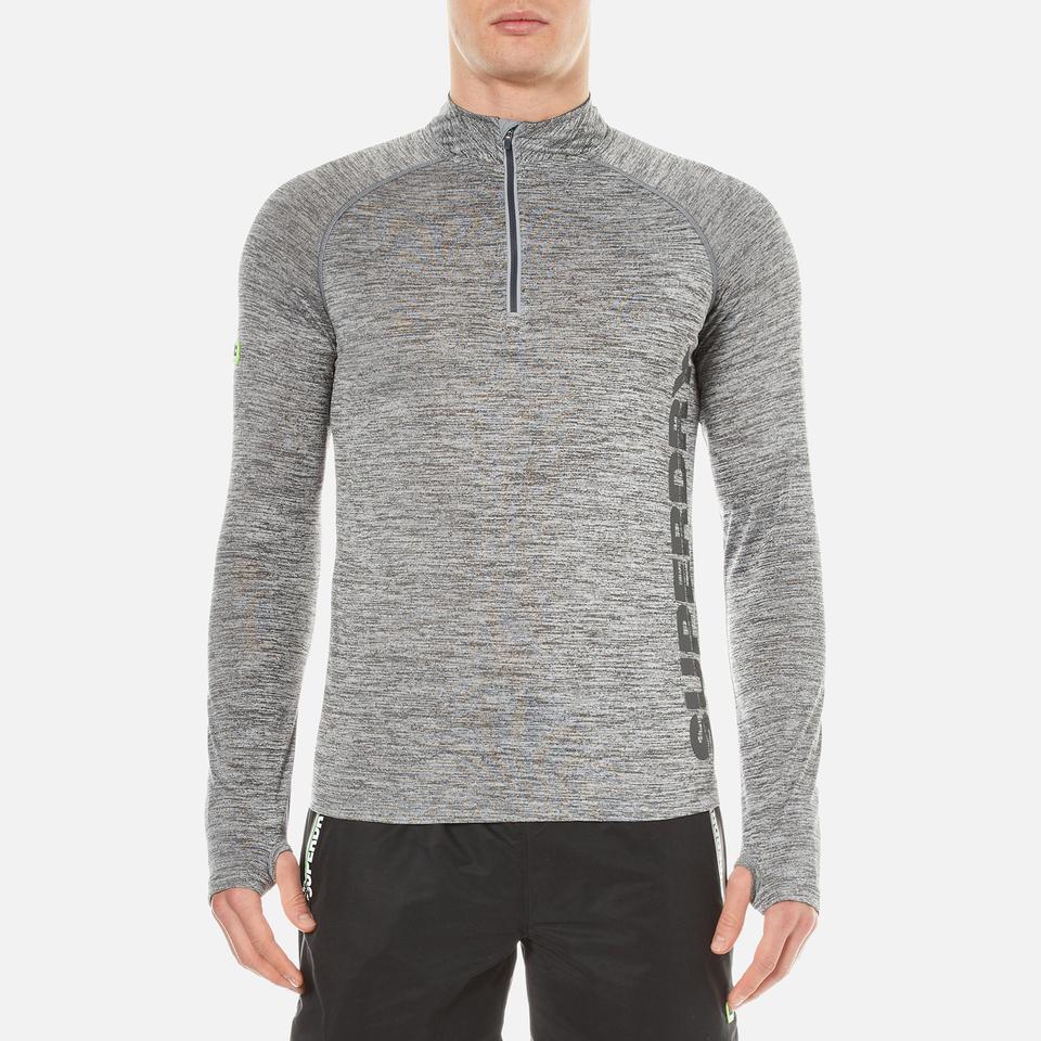 superdry-men-sports-active-zip-henley-top-grey-grit-m