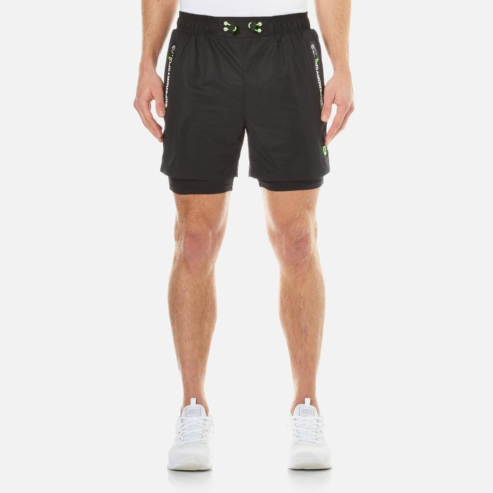 superdry-men-sports-active-double-layer-shorts-monogrit-black-s