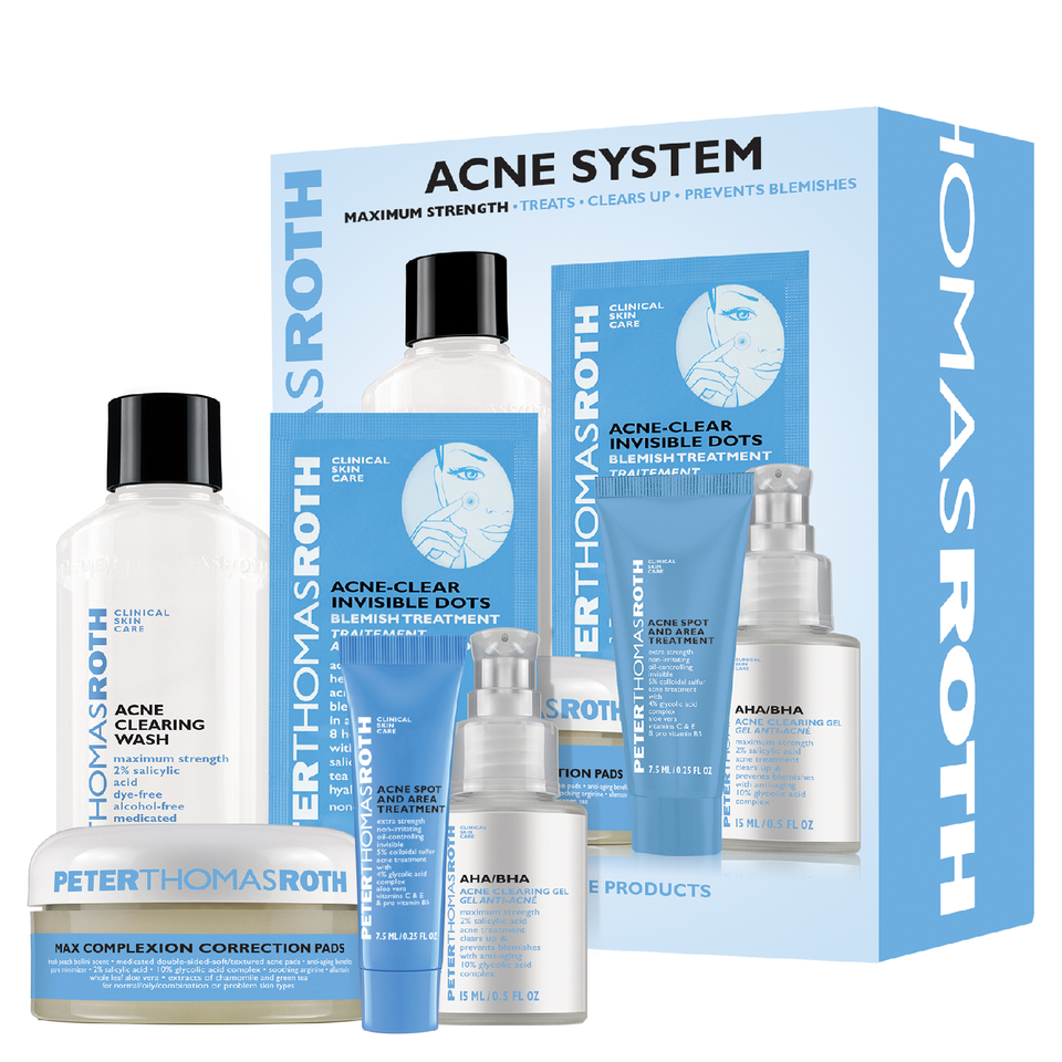Peter Thomas Roth Acne Kit 11381905