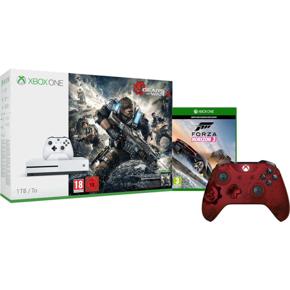 xbox-one-s-1tb-console-includes-gears-of-war-4-forza-horizon-3-extra-wireless-controller