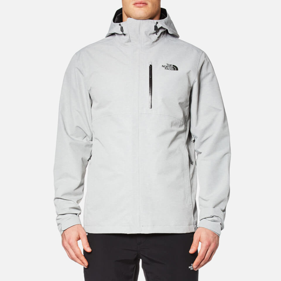 The North Face Men S Dryzzle Jacket Tnf Light Grey